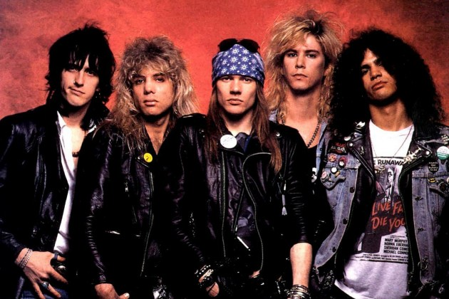 How to treat your band like a business guns n roses