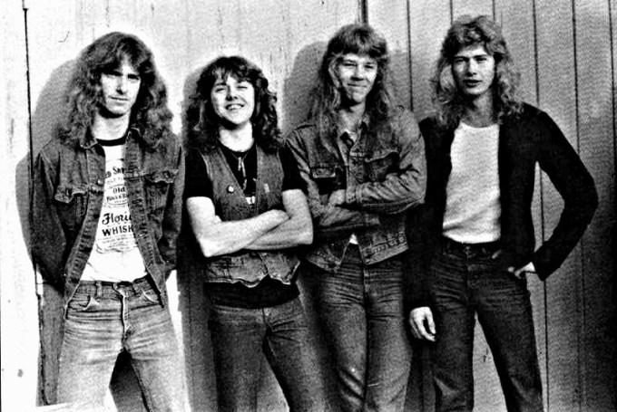 Choosing Your Bandmates Metallica